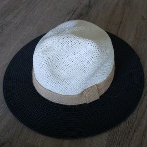 ZARA straw hat